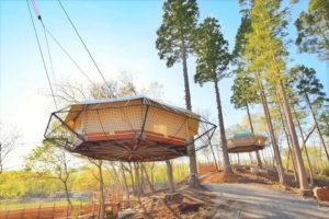 Dom'up camp village 那須高原