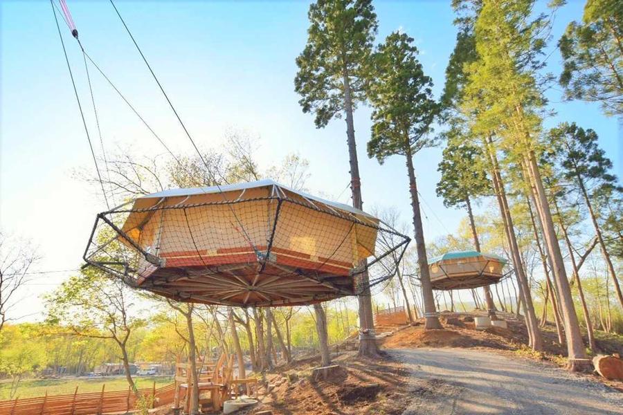 Dom'up camp village 那須高原の写真1枚目