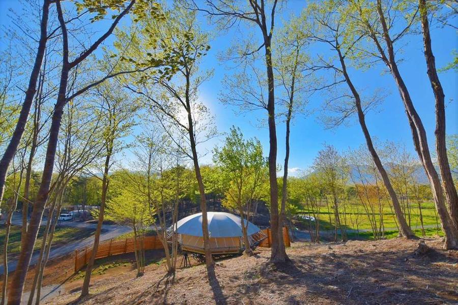 Dom'up camp village 那須高原の写真2枚目