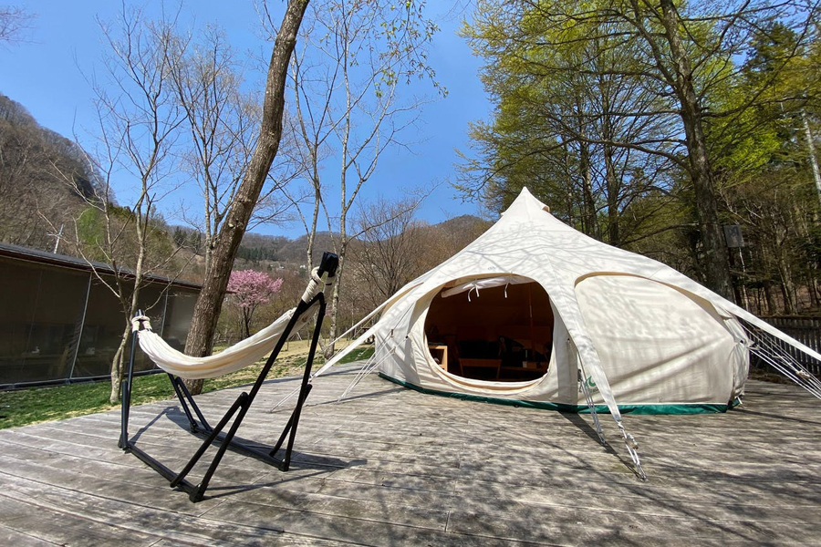 RITA'S RANCH 南軽井沢 ~愛犬と過ごすテントの休日~の写真3枚目