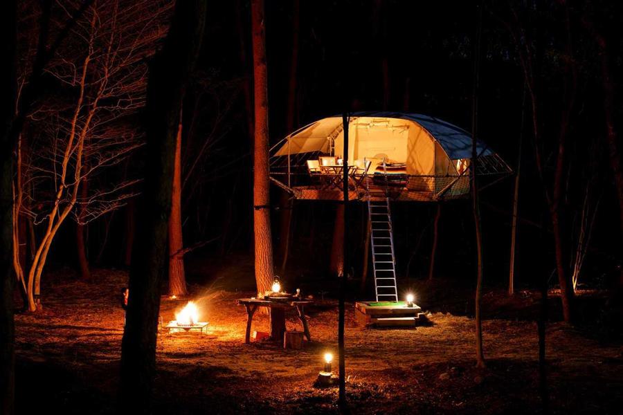 Dom'up camp village 那須高原の写真4枚目