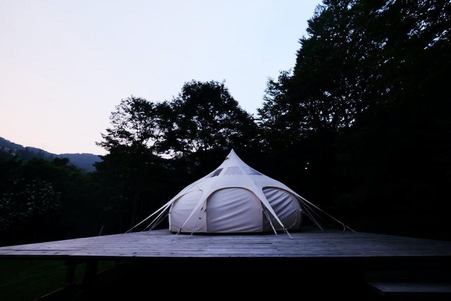 RITA'S RANCH 南軽井沢 ~愛犬と過ごすテントの休日~の写真6枚目