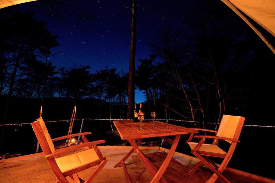Dom'up camp village 那須高原の写真6枚目