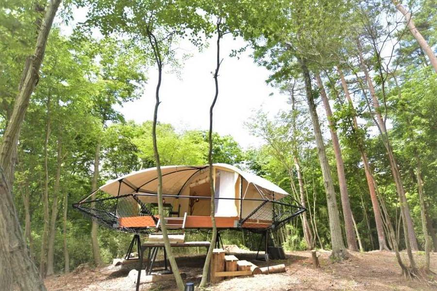 Dom'up camp village 那須高原の写真7枚目