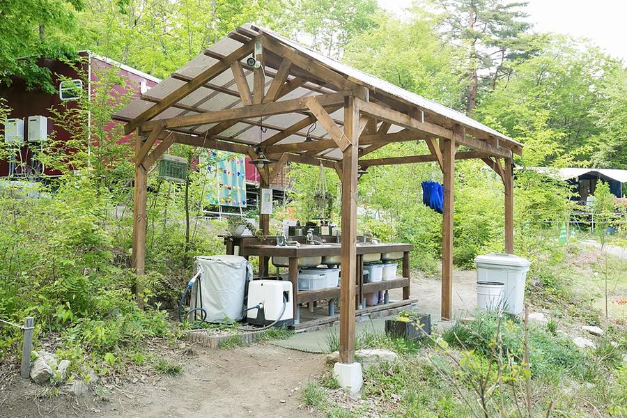 白州・尾白FLORA Campsite in the Natural Gardenの写真8枚目