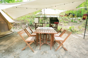 白州・尾白FLORA Campsite in the Natural Garden