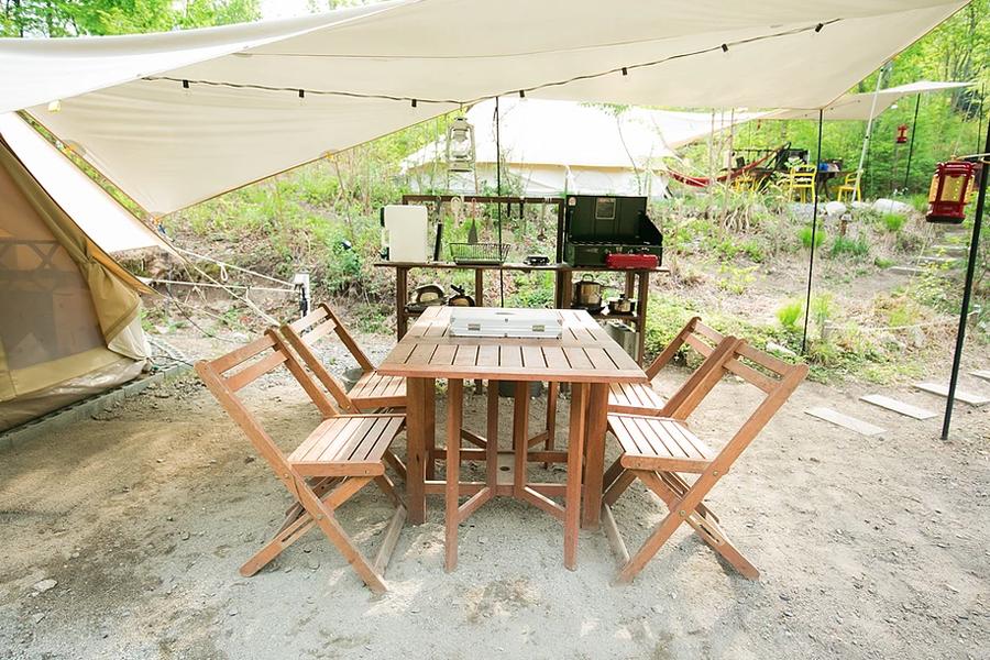 白州・尾白FLORA Campsite in the Natural Gardenの写真5枚目