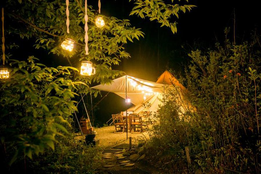 白州・尾白FLORA Campsite in the Natural Gardenの写真2枚目