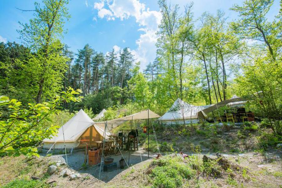 白州・尾白FLORA Campsite in the Natural Gardenの写真3枚目