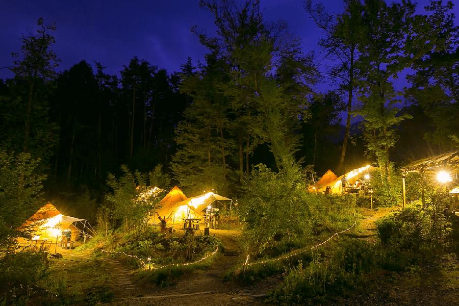 白州・尾白FLORA Campsite in the Natural Gardenの写真1枚目