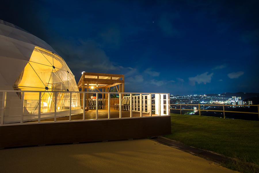 GLAMP DOME 神戸天空の写真7枚目