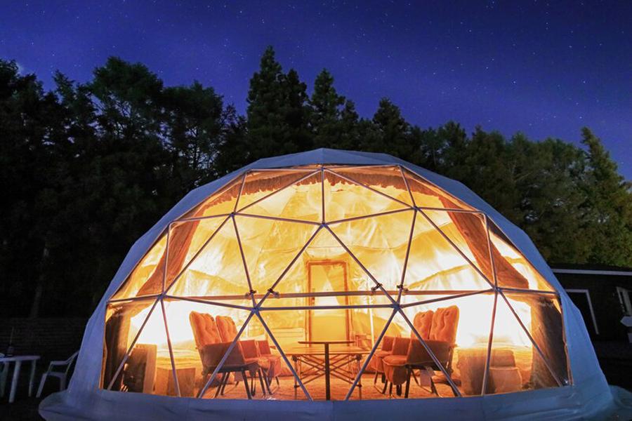 杓子山ゲートウェイキャンプの写真2枚目