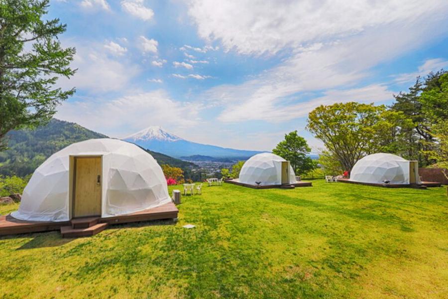 杓子山ゲートウェイキャンプの写真1枚目