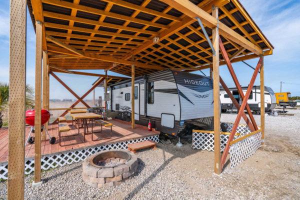 ウォーターガーデンリゾート キャンプ&マリーナ