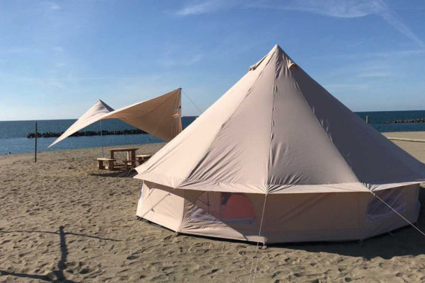 SUNSET CAMP FIELD