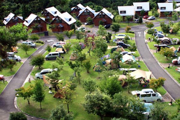 大子広域公園オートキャンプ場 グリンヴィラ