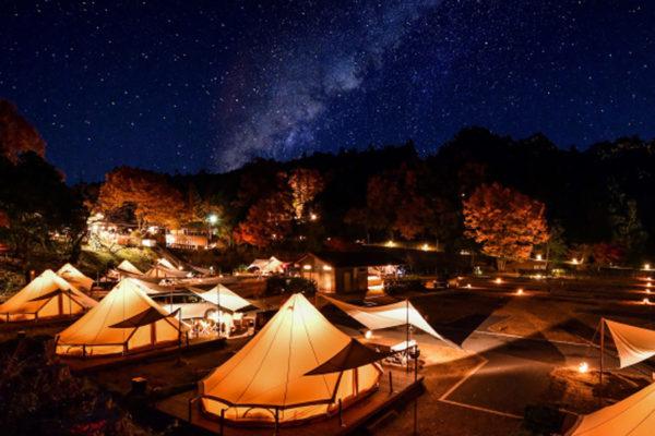 森と星のキャンプヴィレッジ