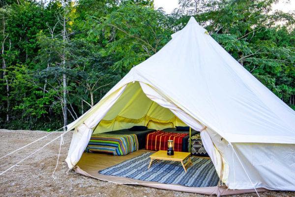 信楽キャンプ 北欧ハウス