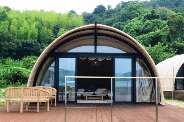 GLAMPROOK hotel&glamping馬島