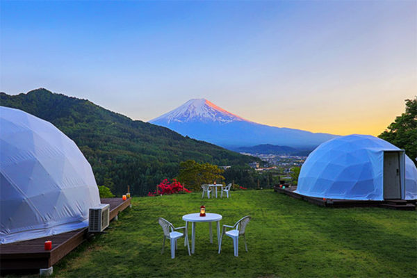 杓子山ゲートウェイキャンプ