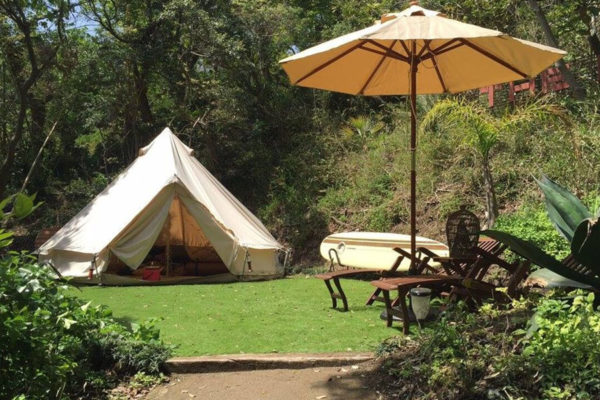 THE OUT Oceanview Glamping