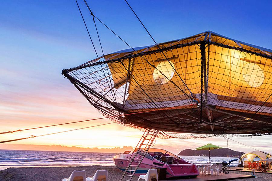 グランピング福岡 ぶどうの樹~海風と波の音~の写真1枚目