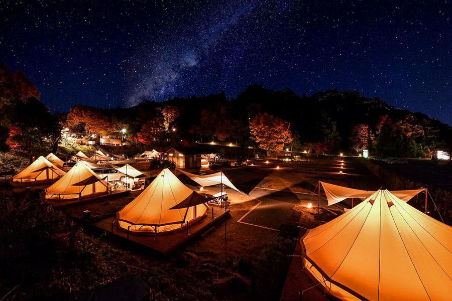 ツインリンクもてぎ 森と星空のキャンプヴィレッジの写真2枚目