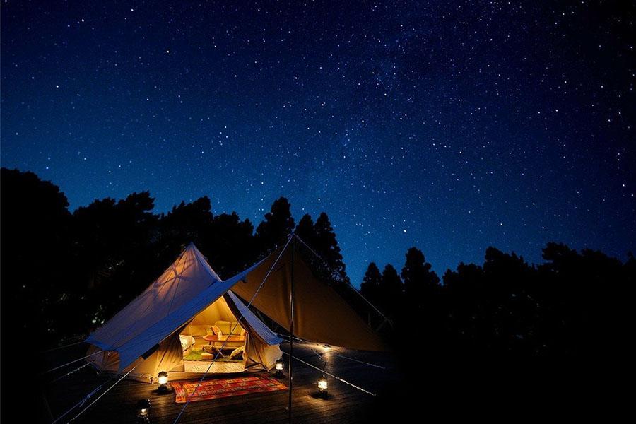 ツインリンクもてぎ 森と星空のキャンプヴィレッジの写真1枚目