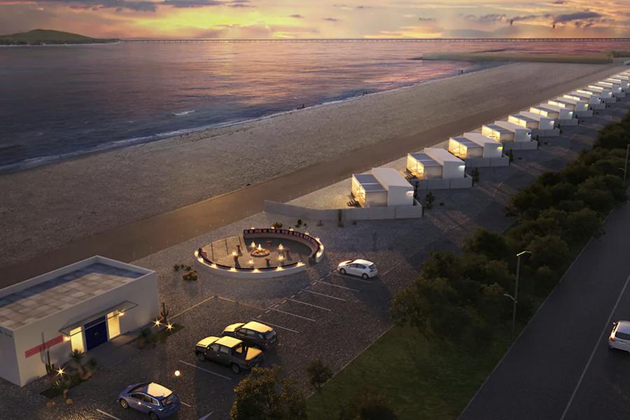 アーバンキャンプホテルマーブルビーチの写真9枚目